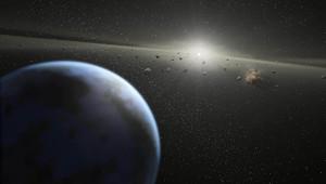 В кінці грудня два астероїда пролетять мимо Землі