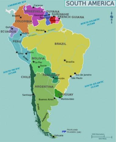 24 цікавих фактів про Бразилію