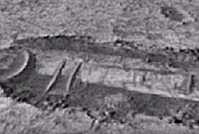 На Марсі є прихована військова база
