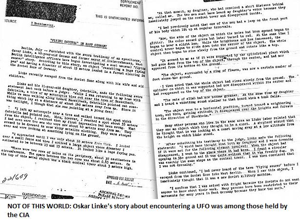 Секретні файли про НЛО: Сенсація, яка затьмарить Розуелл