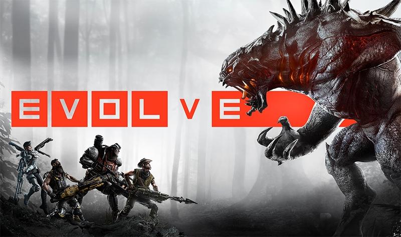 Evolve переходить на free-to-play