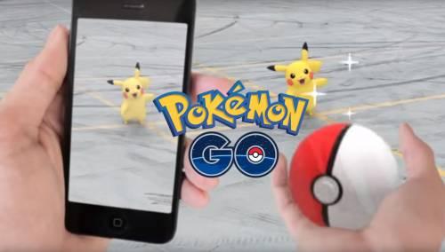 Додаток Pokémon GO визнали небезпечним