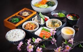 Японская кухня: уникальность и особенности