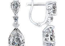 Серебряные украшения с фианитами теперь стали доступны