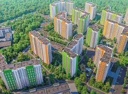 ЖК «Нивки Парк» - шанс для городского жителя слиться с природой
