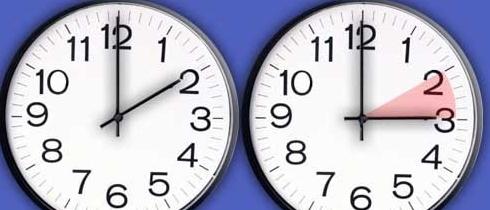 Коли переводити годинники на літній час в 2016 році